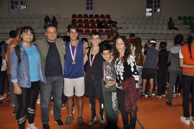 Ovacık'ta amatör spor haftası etkinlikleri