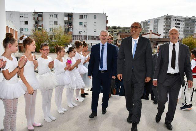 'Mehmetçik Kosova'ya barış, huzur getirdi'