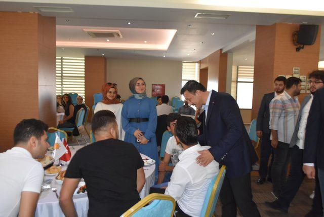 AK Parti'li Dağ: 50 yıllık tarihsel hesapları dağıtacak operasyon gerçekleştiriyoruz