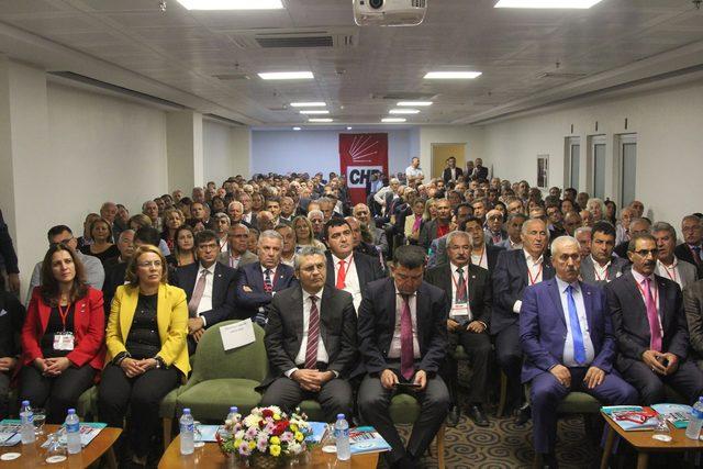 CHP'li Salıcı: Türkiye'nin de demokratik rejimle diyalog kurmasını istiyoruz