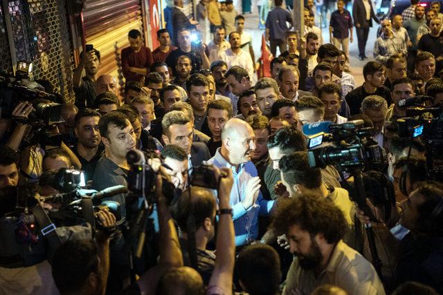 Barış Pınarı Harekatı'nda 4'üncü gün (11)