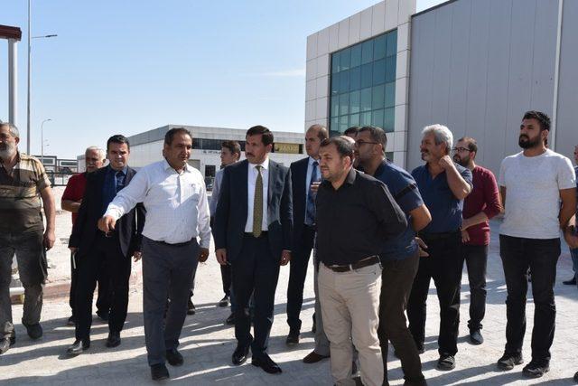 Karatay Belediyesi asfalt çalışmalarına hız verdi
