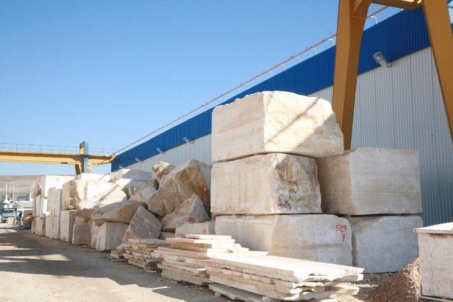 Türk doğal taşları Meksikalıların inşaat projelerini süsleyecek