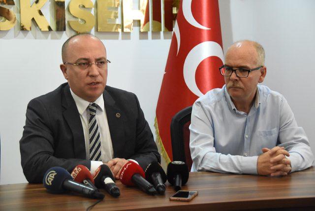 MHP'li Yönter: Harekatın hedefi olarak Kürt kardeşlerimizi göstermek insanlık cinayetidir