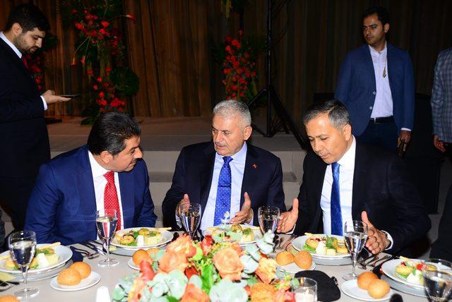 Mehmet Tevfik Göksu, Binali Yıldırım, Ali Yerlikaya