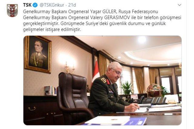 TSK HABER İCİ