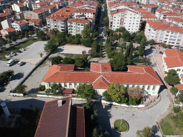 Keşan'da tarihi cephe gerisi hastanesi, kent müzesi oluyor
