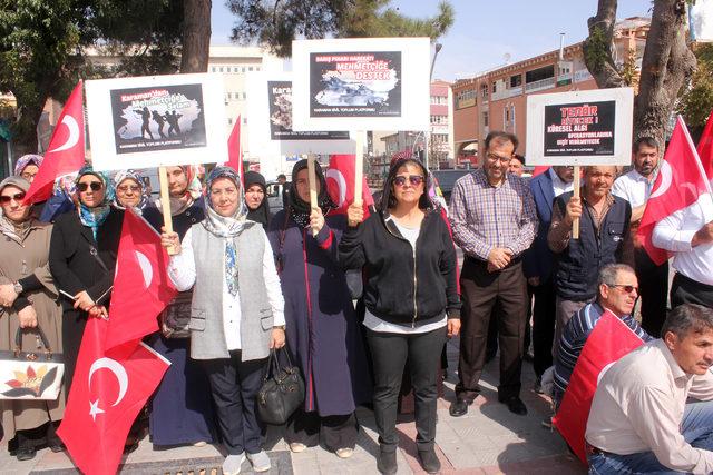 Sivil Toplum Platformu'ndan 'Barış Pınarı Harekatı'na destek