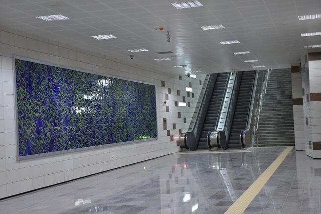 Ankara Büyükşehir Belediyesi'nden 'yürüyen merdiven' açıklaması