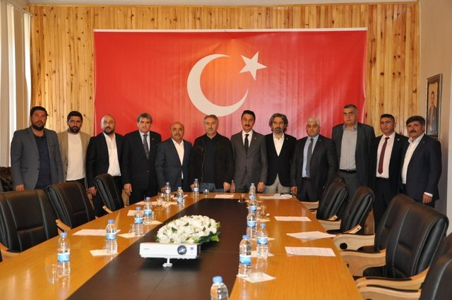 Kars'ta STK'lardan Barış Pınar Harekatı'na destek