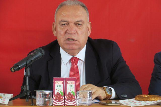 Turgutlu'da, odalardan 'Barış Pınarı Harekatı'na destek
