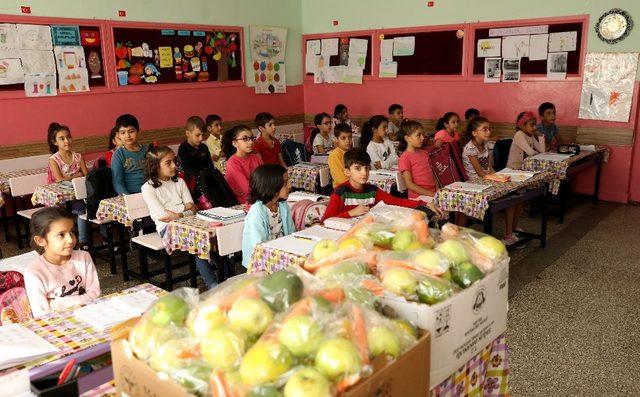 Büyükşehir Belediyesi'nden Dünya Gıda Günü etkinliği
