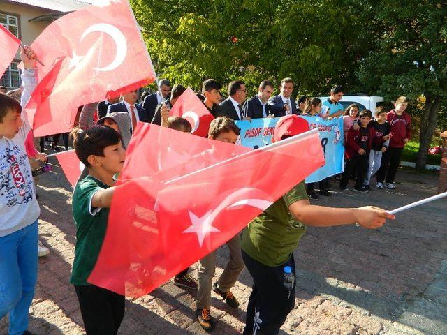 Posof'ta Amatör Spor Haftası etkinlikleri tamamlandı