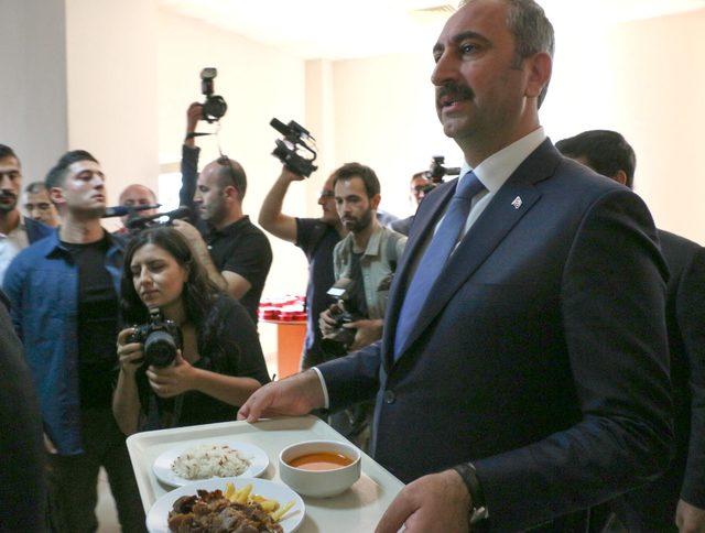 Bakan Gül: Her vatandaşımıza eşit davranmanızı istiyoruz