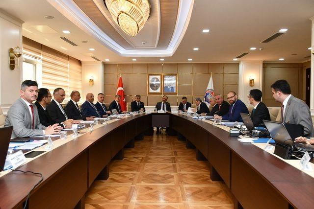 BAKKA Ekim ayı toplantısı Karabük'te yapıldı.