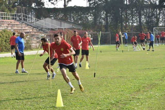 Aliağaspor FK, Sökespor maçının hazırlıklarına devam ediyor