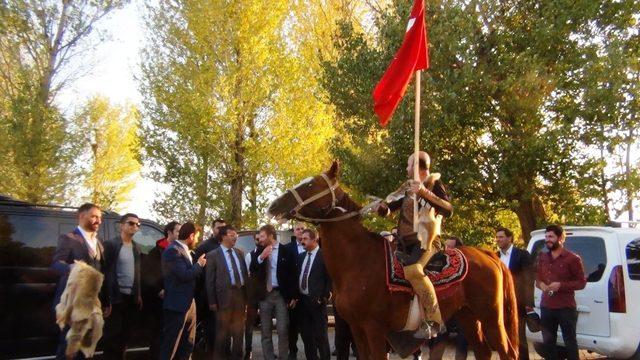 Başkanı Türkmenoğlu'ndan Başkan Sağlam'a ziyaret