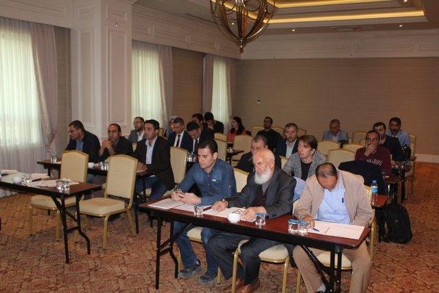 Van'da 'İnternet haberciliğinin geliştirilmesi' semineri