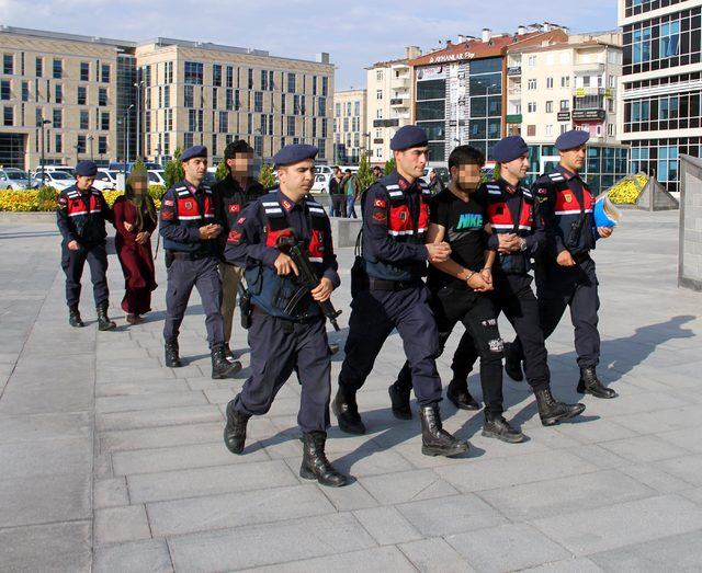 Kayseri'de DEAŞ operasyonu: 5 gözaltı