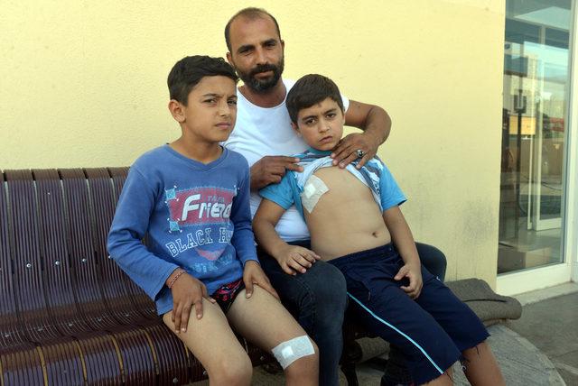 Kahramanmaraş'ta parkta patlama; 4 çocuk yaralandı
