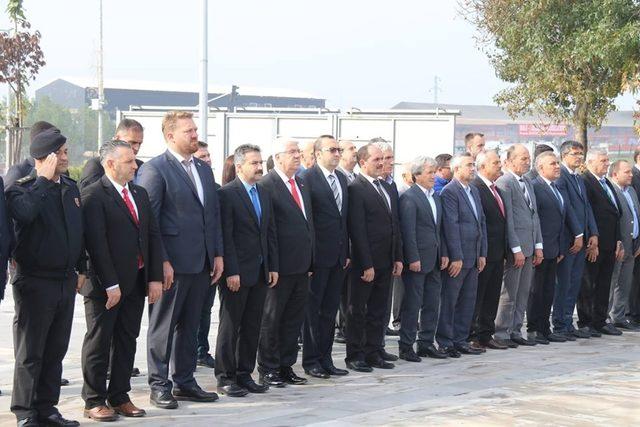19 Ekim Muhtarlar Günü Ergene'de kutlandı
