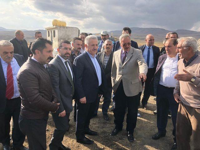 Milletvekili Arslan Türkiye'nin en uzak köylerinden seslendi