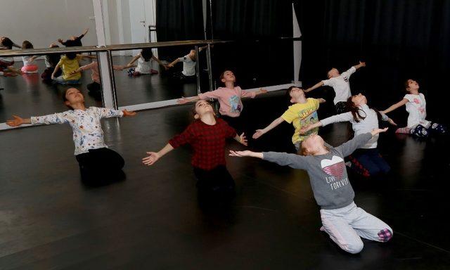 Çankaya'da bale ve modern dans kursları başlıyor