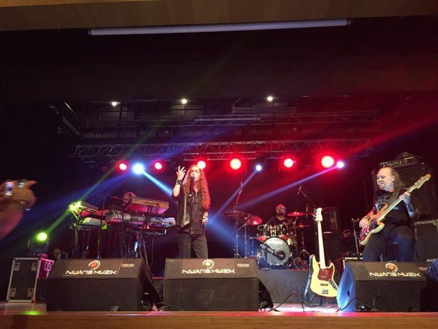 Kurtalan Ekspres, Sinop'ta konser verdi