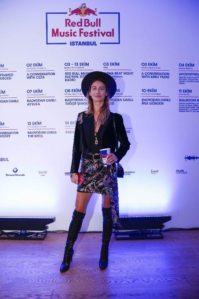 Red Bull Music Festival İstanbul'a ünlü isimler akın etti