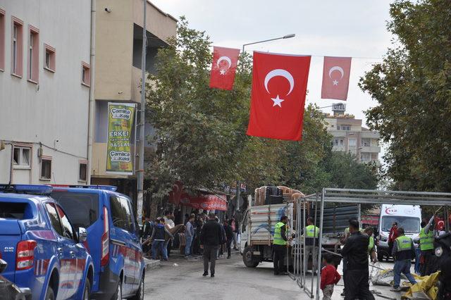 Mardin'de PKK'lı teröristlerle çatışma: 1 asker şehit (2)