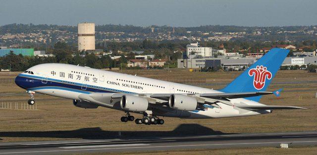 Çinli turistlerin Türkiye'ye büyük ilgisi dünyanın en büyük yolcu uçağı ile İstanbul'a taşıtacak