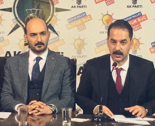 AK Parti'den kandil mesajı