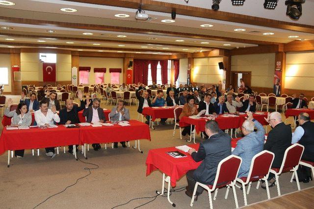 Ergene Belediyesi Kasım ayı olağan meclis