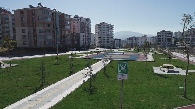 Elazığ'da afet ve acil durum toplanma alanları belirlendi
