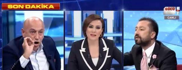 CHP'li Erdal Aksünger ile TÜRKAD Başkan Yardımcısı Cem Kaya canlı yayında kapıştı! Didem Arslan Yılmaz reklama gitti