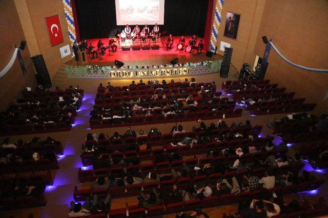 ODÜ'de 'Asker ve Kahramanlık Türküleri' konseri