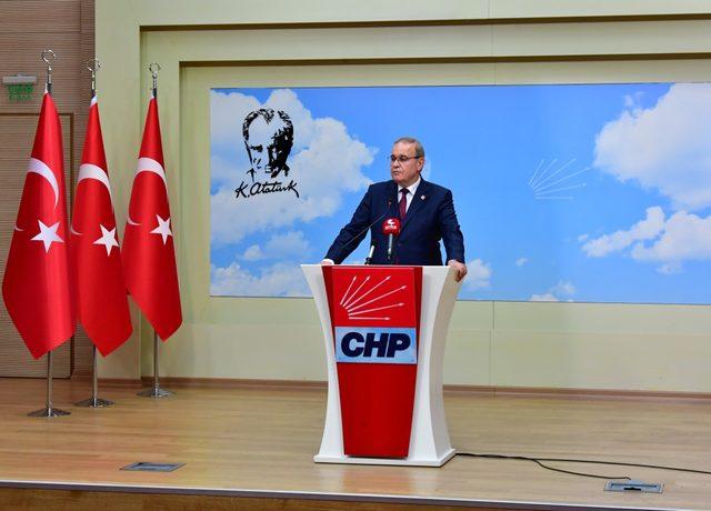 CHP'li Öztrak: Adil Öksüz'ün yeri biliniyorsa gereği yapılmalıdır