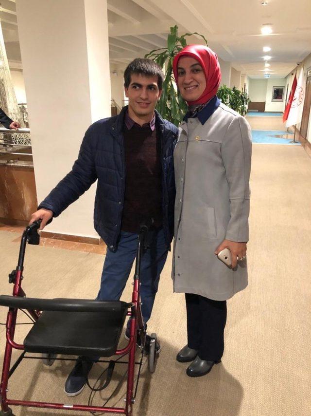 AK Parti'li Gürel'den 3 Aralık Dünya Engelliler Günü mesajı