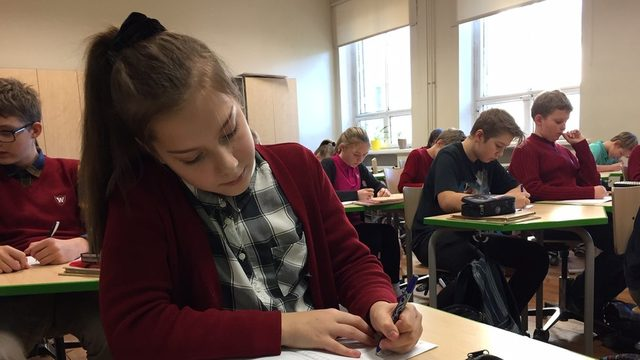Estonian pupils have performed well in previous Pisa tests