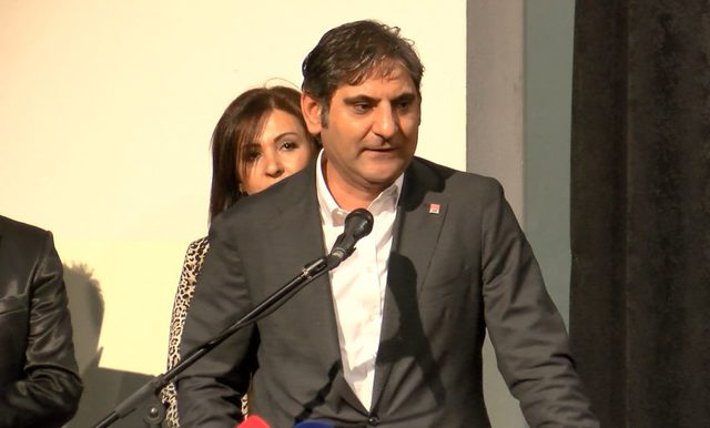 CHP'li Erdoğdu: Yurtseverlilik bütün engellileri hayatın içine sokmaktır