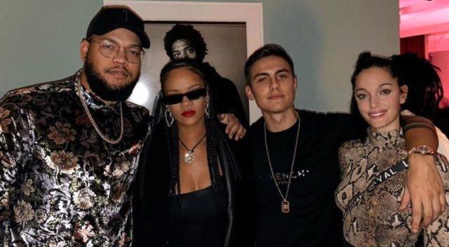 Dybala Rihanna