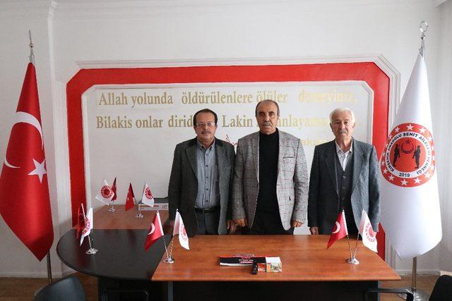 Kırşehir Anadolu Şehit Aileleri Derneği kuruldu
