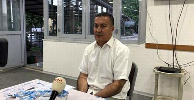CHP Siirt İl Başkanı Bilek, saldırıya uğradı