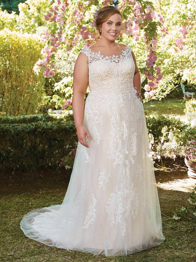 Overweight brides
