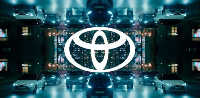 Toyota yeni logo
