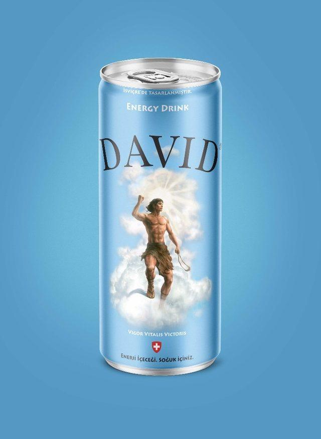İsviçreli enerji içeceği markası David, Türkiye pazarına giriş yaptı