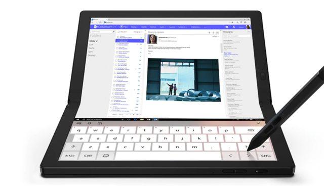 Lenovo ThinkPad X1 Fold özellikleri