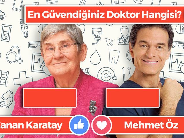 Canan Karatay mı? yoksa Mehmet Öz mü?