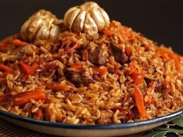 İslam Ülkelerinden Ramazana Özel Pilav Yemekleri