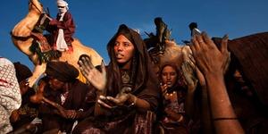 Dünyanın sayılı cennetlerinden: Kadınların hakimiyetinde Müslüman bir toplum Tuaregler